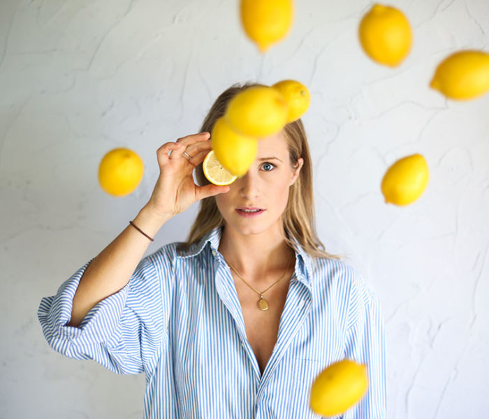 Caroline, leadeuse engagée du mouvement 'The Lemon Spoon'